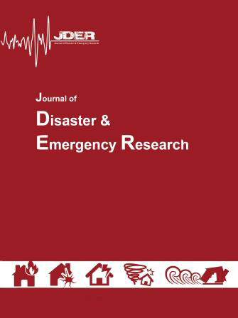 Journal of Disaster and Emergency Research